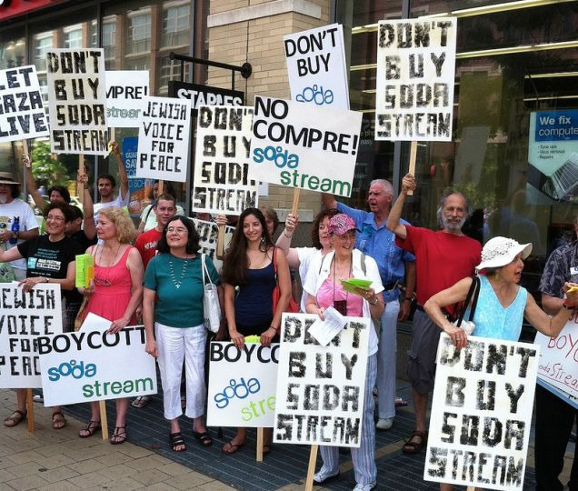 After Boycott Pressure, SodaStream Will Move West Bank Factory in 2015