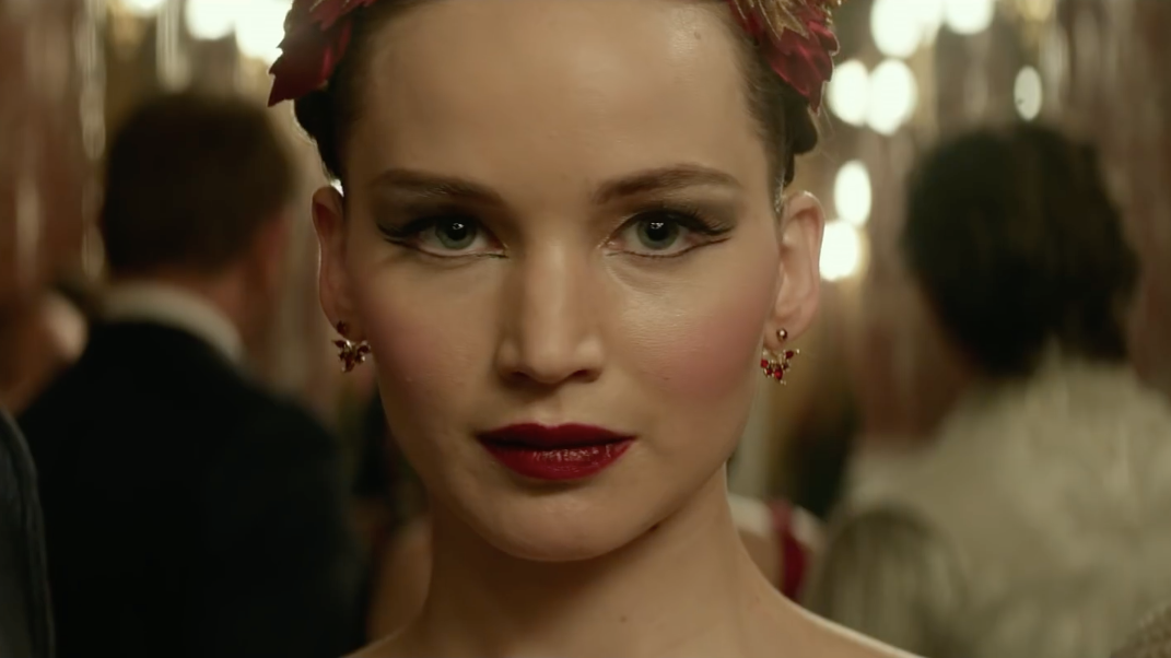 New Trailer ProvesRed Sparrow Isthe Best Black Widow Movie We're Probably Ever Going To Get
