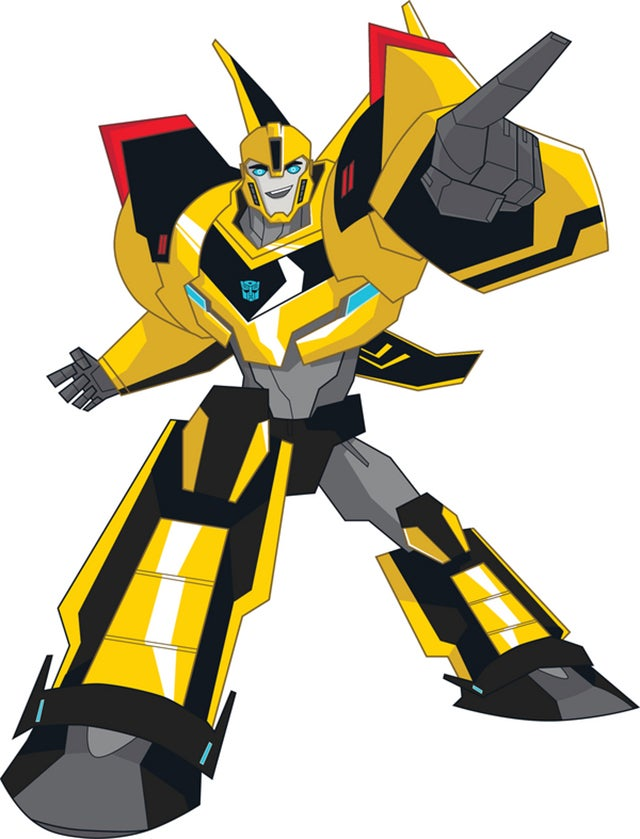 Bumblebee Takes Command In The Next Transformers Animated Series