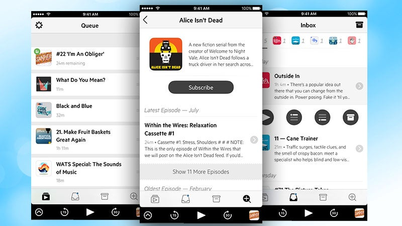 Castro 2 Is A Podcast Manager That Focuses On Episode-Based Queues
