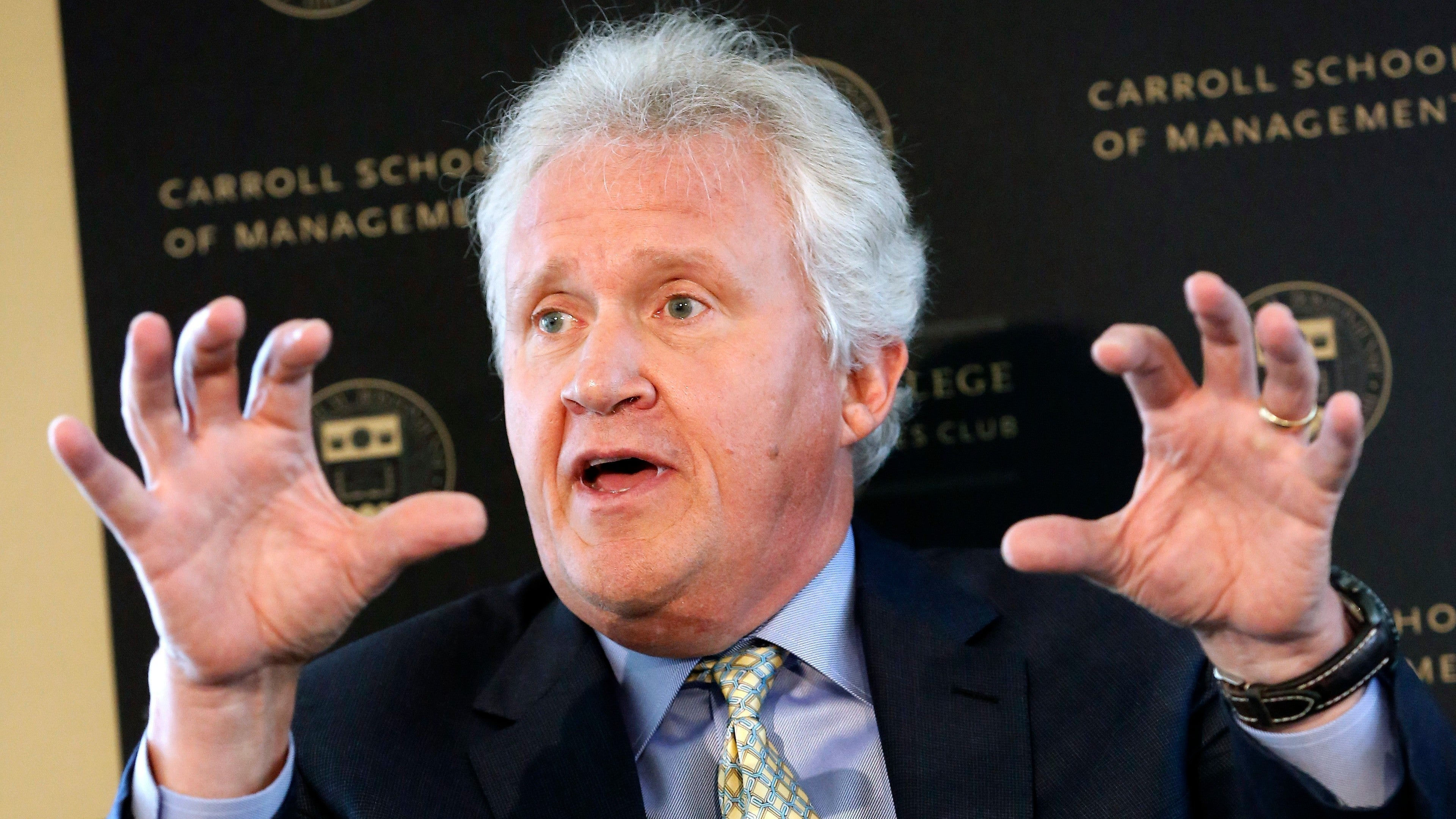 Report: Uber's New CEO Will Likely Be General Electric's Jeffrey Immelt