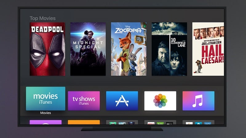 Apple TV adds Dark Mode, improved Siri and more with tvOS 10