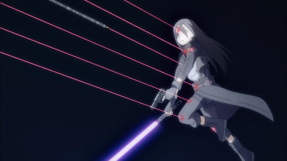 Sword Art Online Returns Strong as a Cyberpunk Murder Mystery