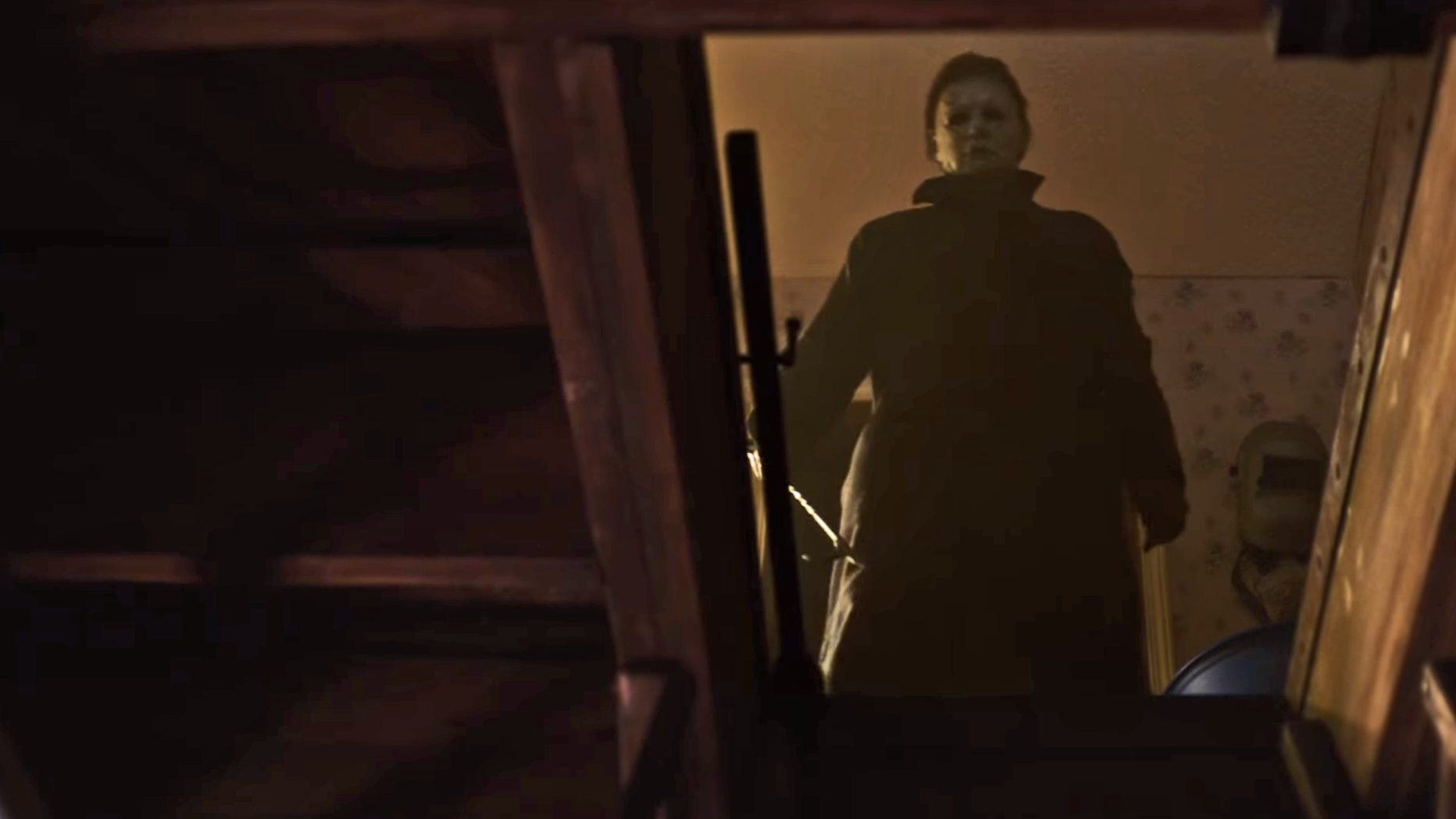 In The NewHalloween Trailer,Michael Myers Might Meet His Maker