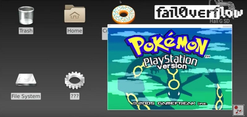 Hackers Get Pokémon Running On A PS4