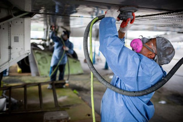 Step Inside the Restoration of the Original Boeing 747