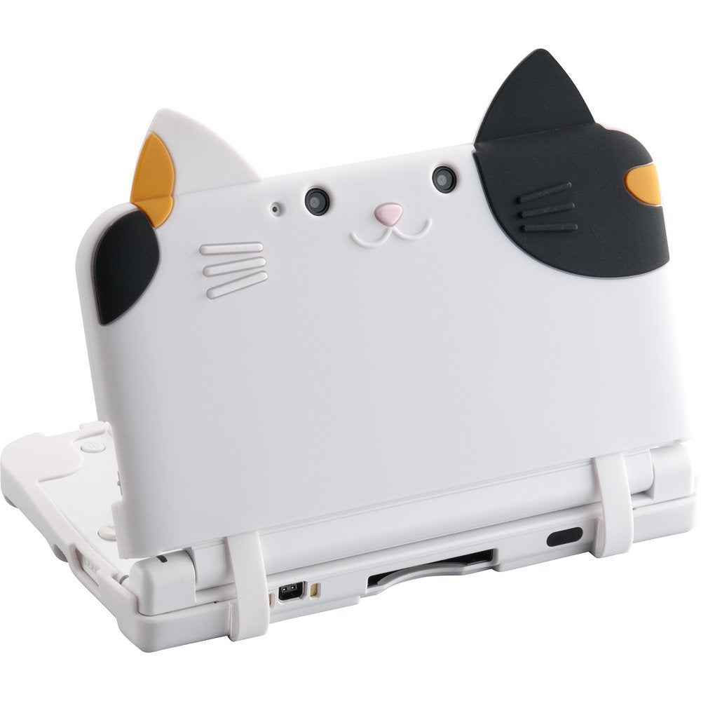 Why Buy A New 3DS When Your Old One Can Look Like A Cat?