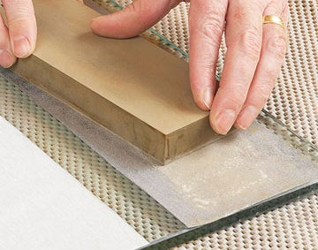 Flatten Your Sharpening Stone to Maintain a Fine Knife Edge
