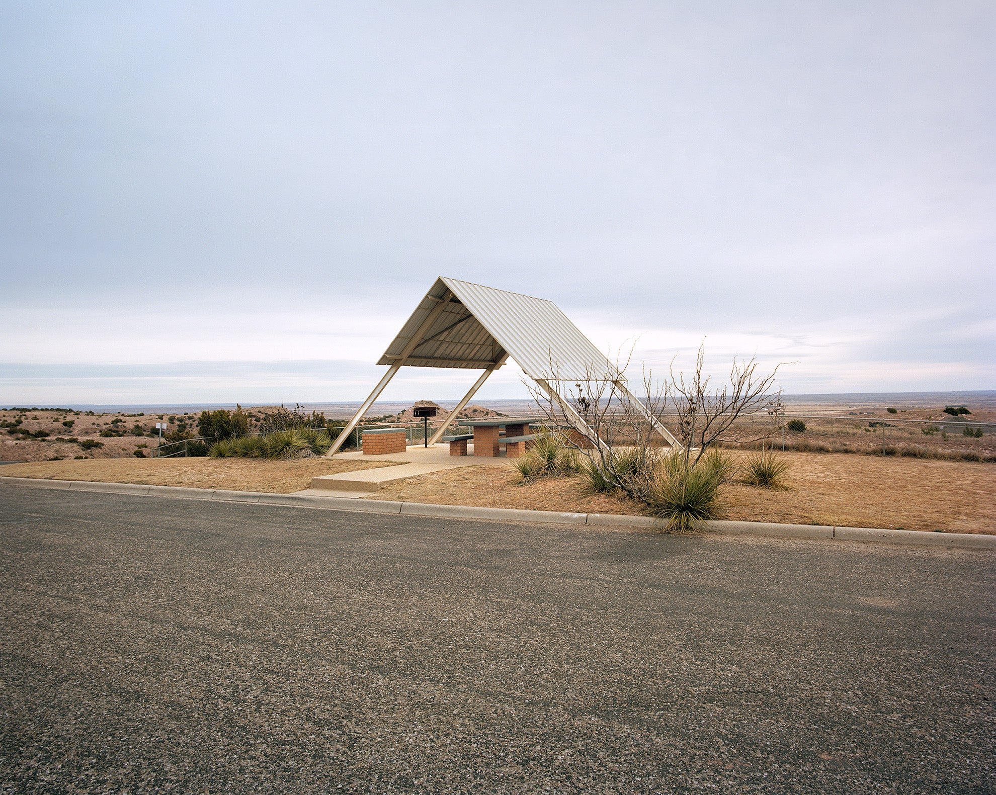 Humble Rest Stops Are Endangered Monuments of America's Highways