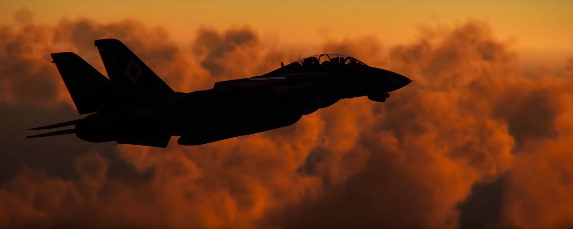 F-14 Flight Sim Does A Perfect Top Gun Impression