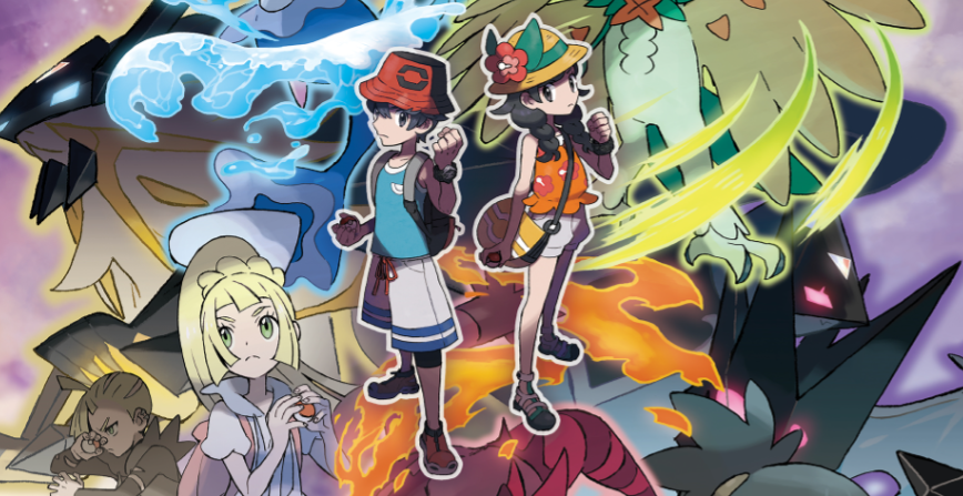 Some Of Pokémon Sun And Moon's Online Features Are Shutting Down In February