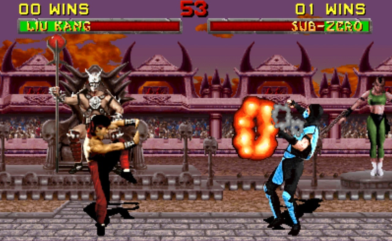 The Lies Adults Used To Tell Me About Mortal Kombat