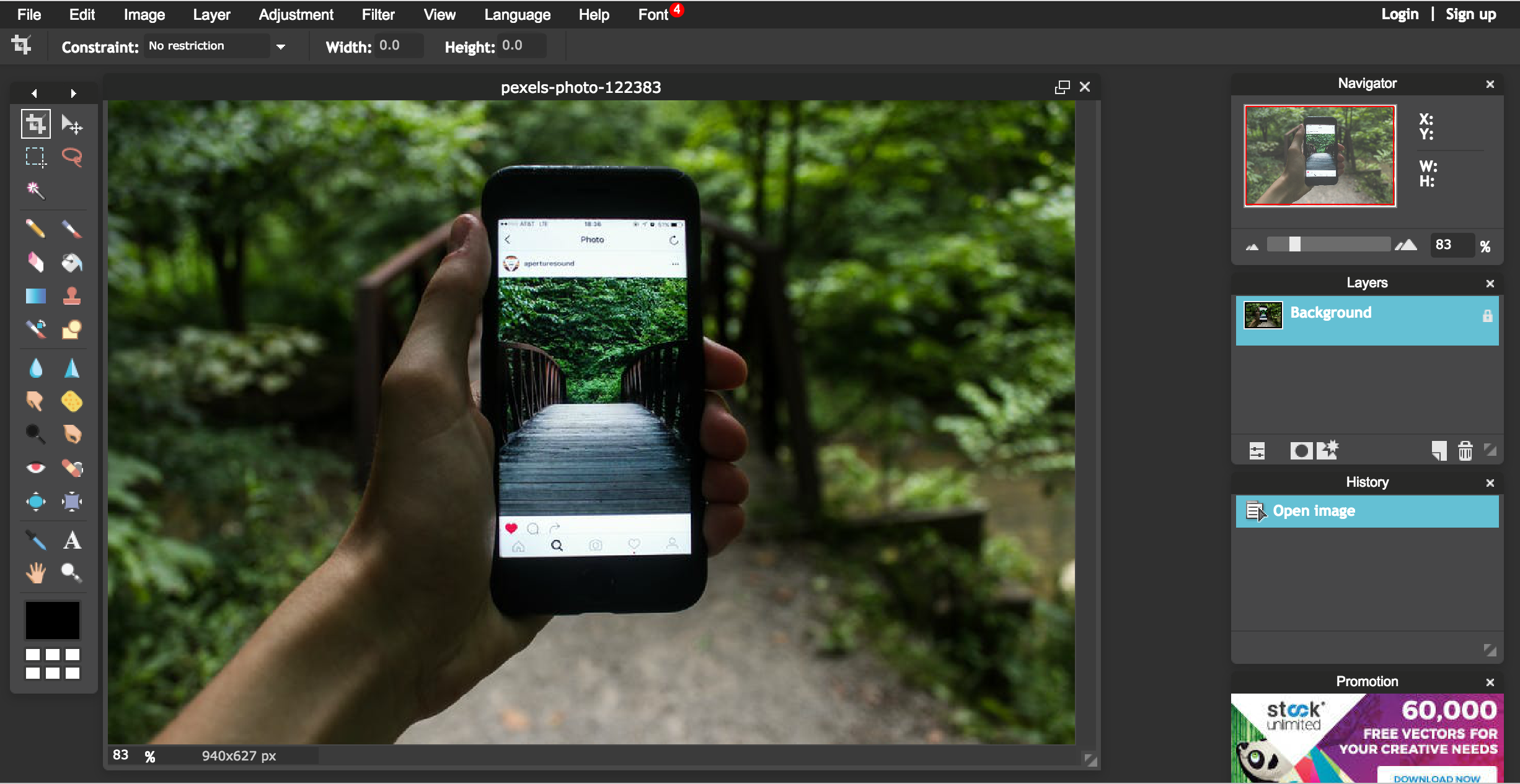 The Best Free Online Photo Editors