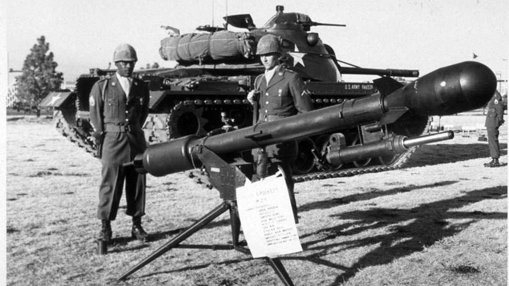 The Davy Crockett Tac-Nuke: King of the Wild Cold War Frontier