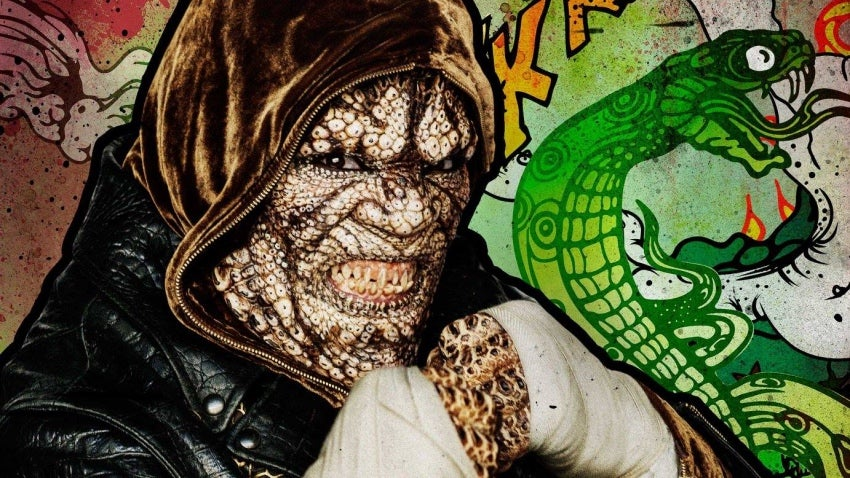 Turns Out Killer Croc Wasn't Suicide Squad's First-Choice Monster