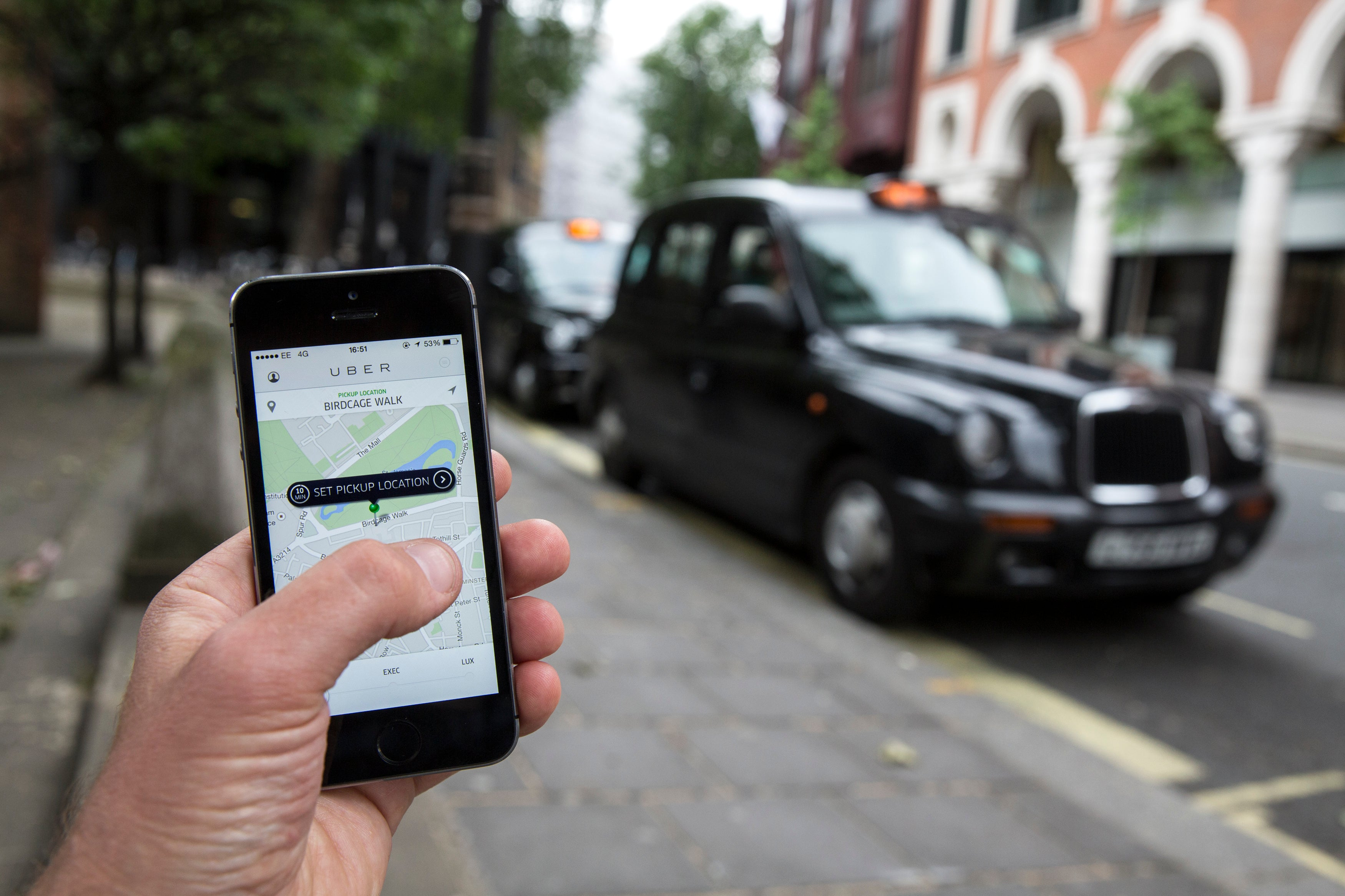 Top EU Court Rules Uber Is A Taxi Service