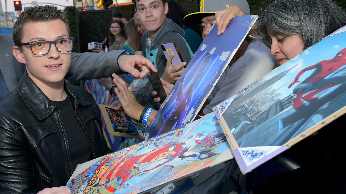 Tom Holland Discusses His Harry Potter Obsession And Back To The Future Interest