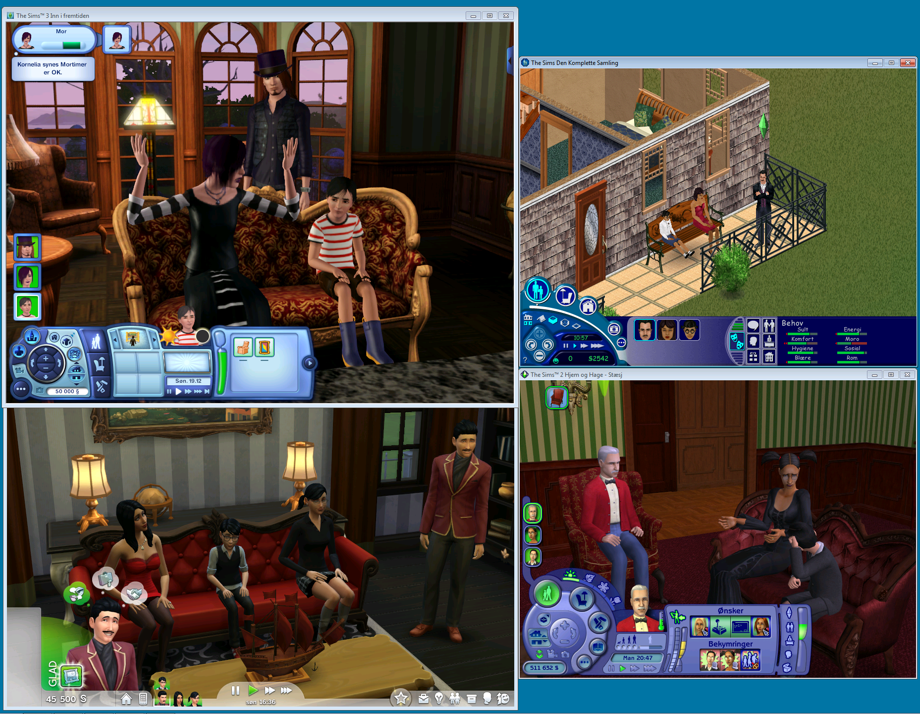 How The Sims Has Changed Over The Past 14 Years