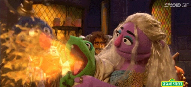 Sesame Street sums up the plot of Game of Thrones in funny parody