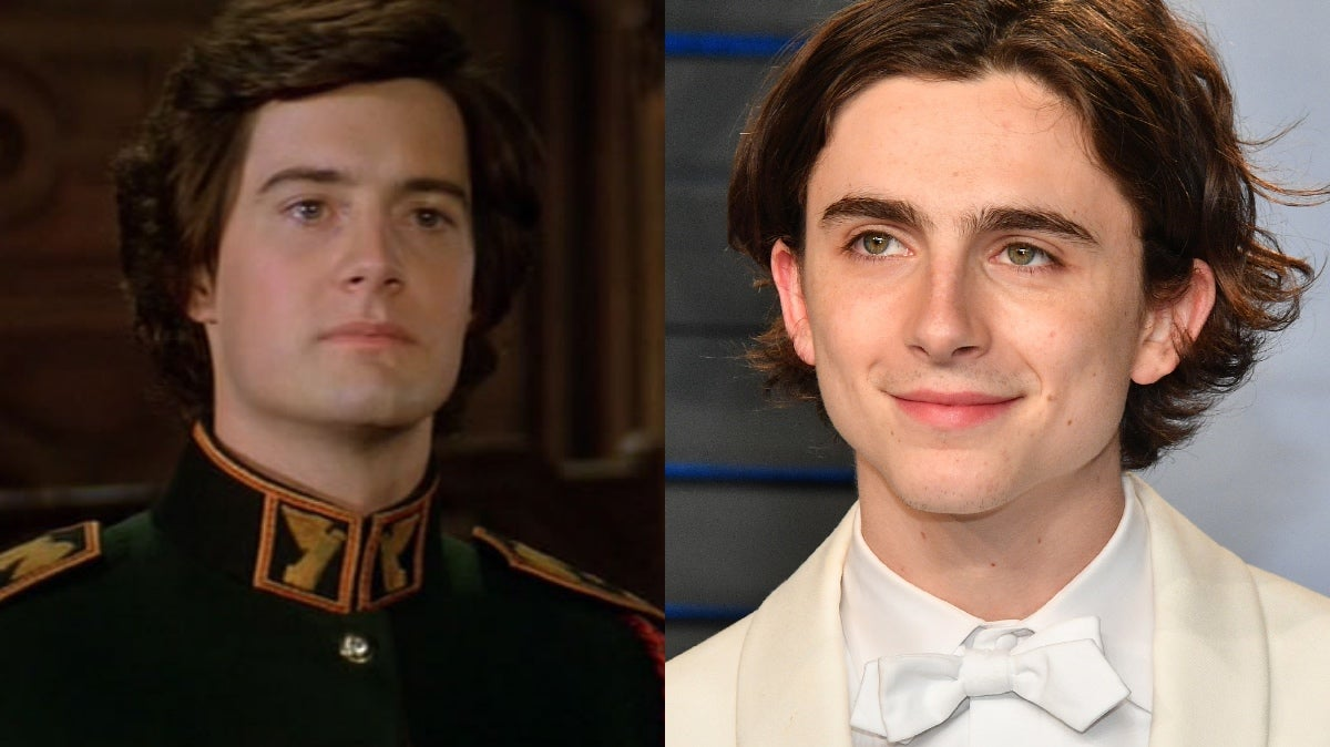 TheDuneRemake Is Looking AtCall Me By Your Name'sTimothée Chalamet For Its Lead