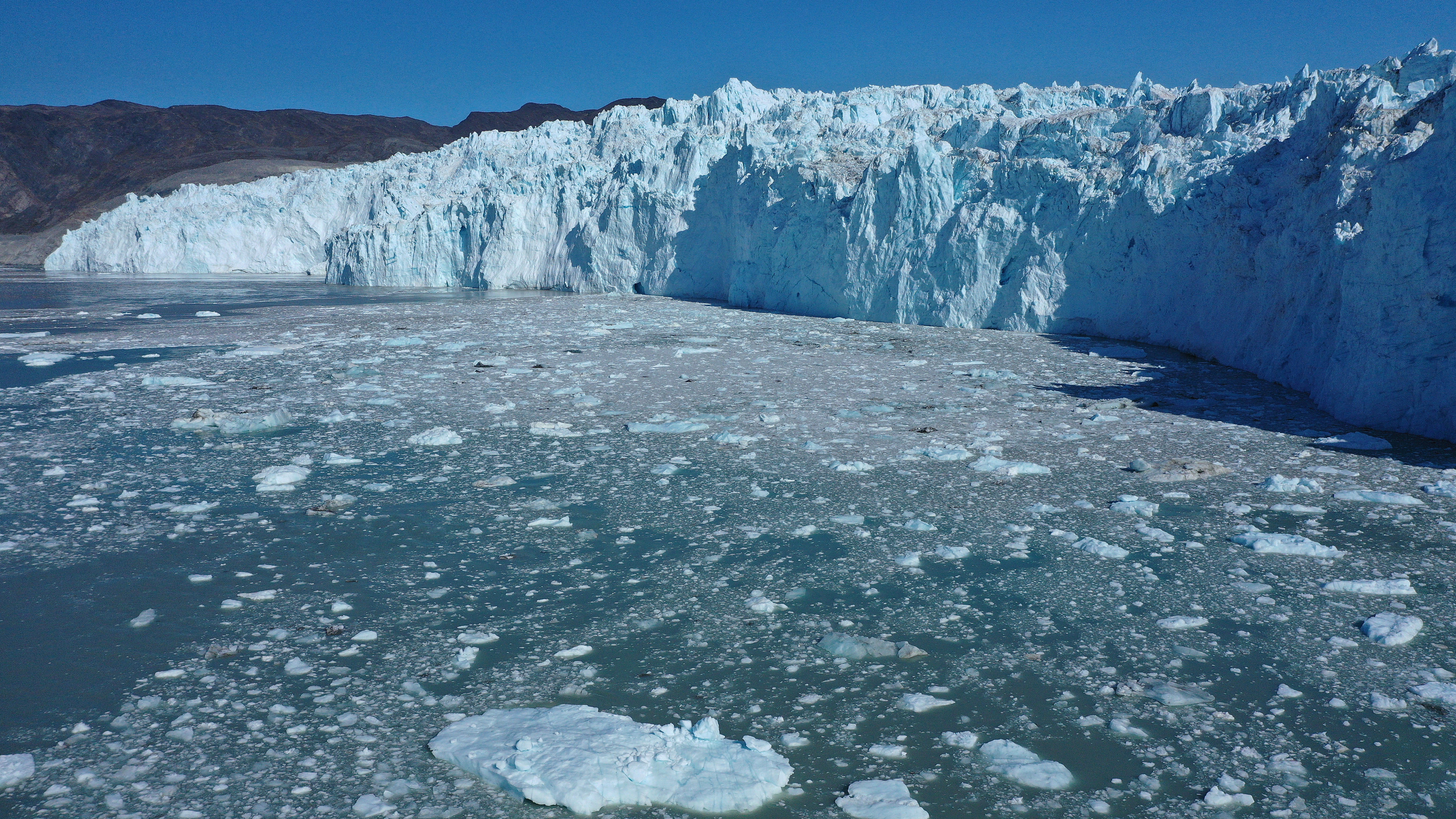 Greenland Lost 12.5 Billion Tons Of Ice In Record-Breaking, Single-Day Meltdown