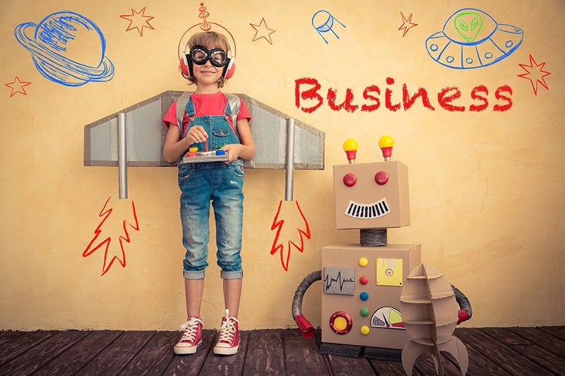 This Week in Business: Famous Boy Robot