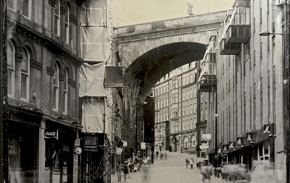 Pictures taken with a 1880's camera make modern UK travel to the past