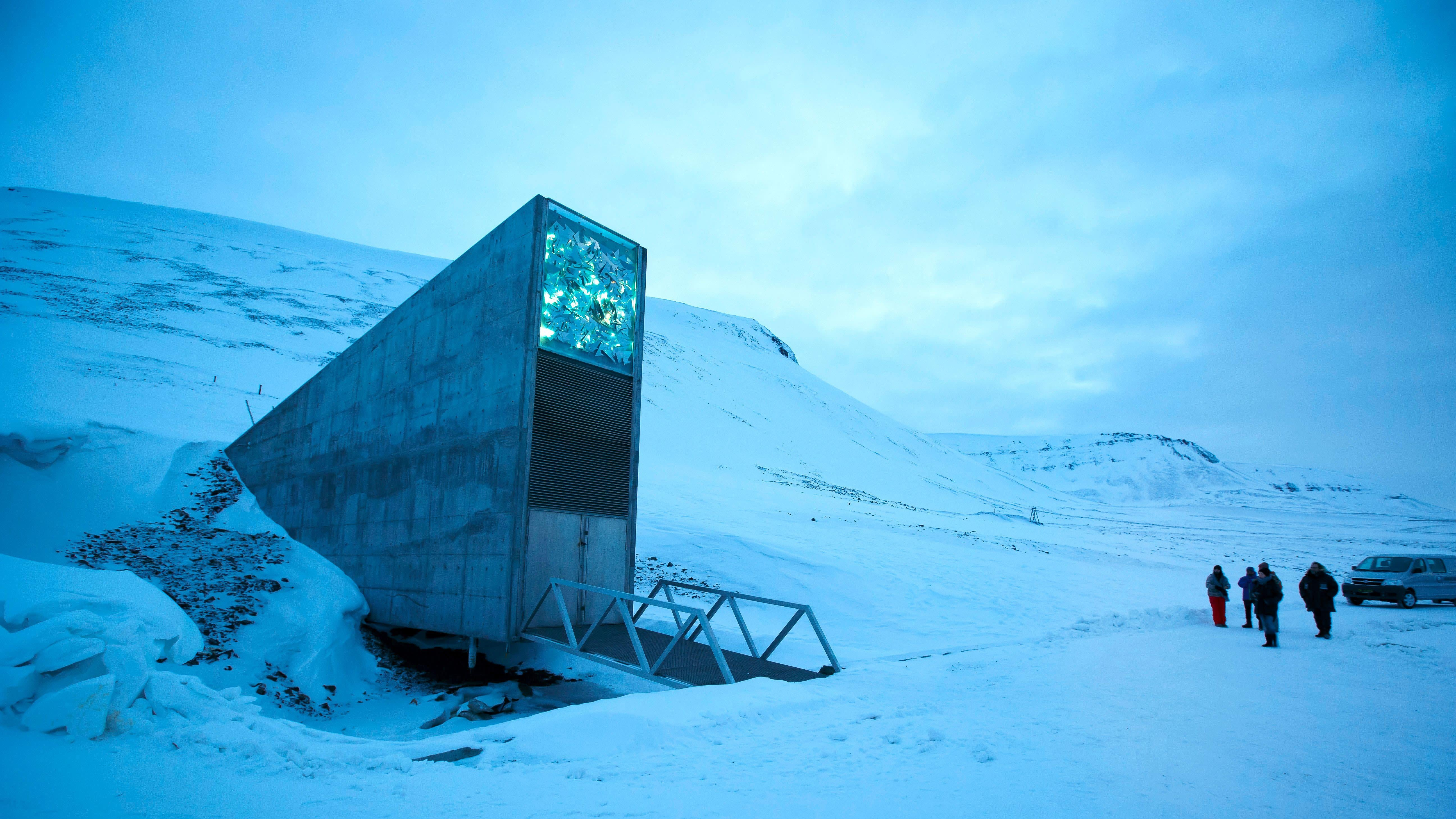 The Cherokee Nation Becomes First U.S. Tribe To Store Seeds In Svalbard Doomsday Vault
