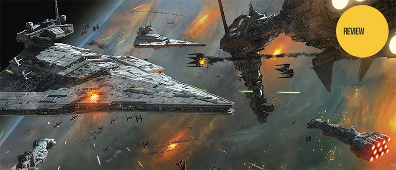 Star Wars: Armada: The Kotaku Review