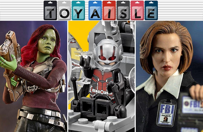 Ant-Man And The Wasp Gets A Snazzy LEGO Set, And More Of The Most Amazing Toys Of The Week