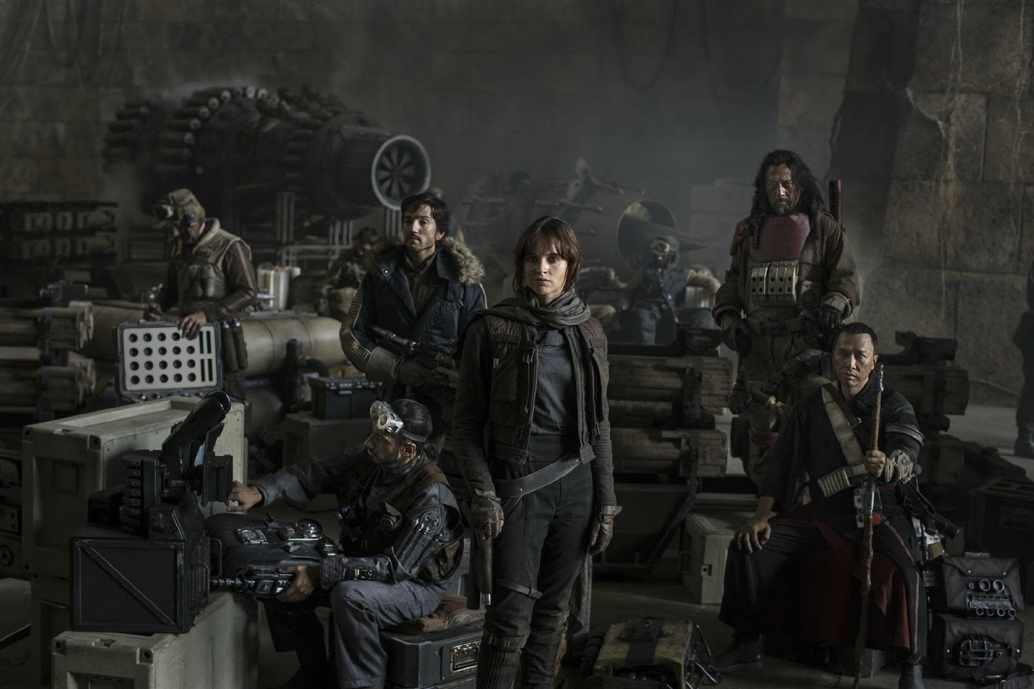 How Two NewRogue One NovelsExpand The Star WarsCanon