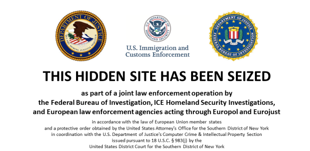 Feds Charged With Stealing Money During Silk Road Investigation