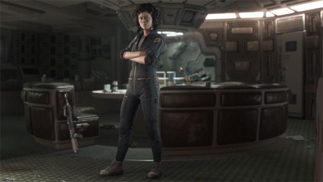 Alien Isolation's Awesome 1979 Mode Will Be Available For Everyone