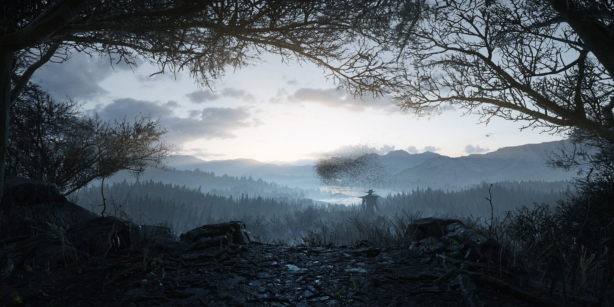 12 Months In Very Pretty Video Game Screenshots