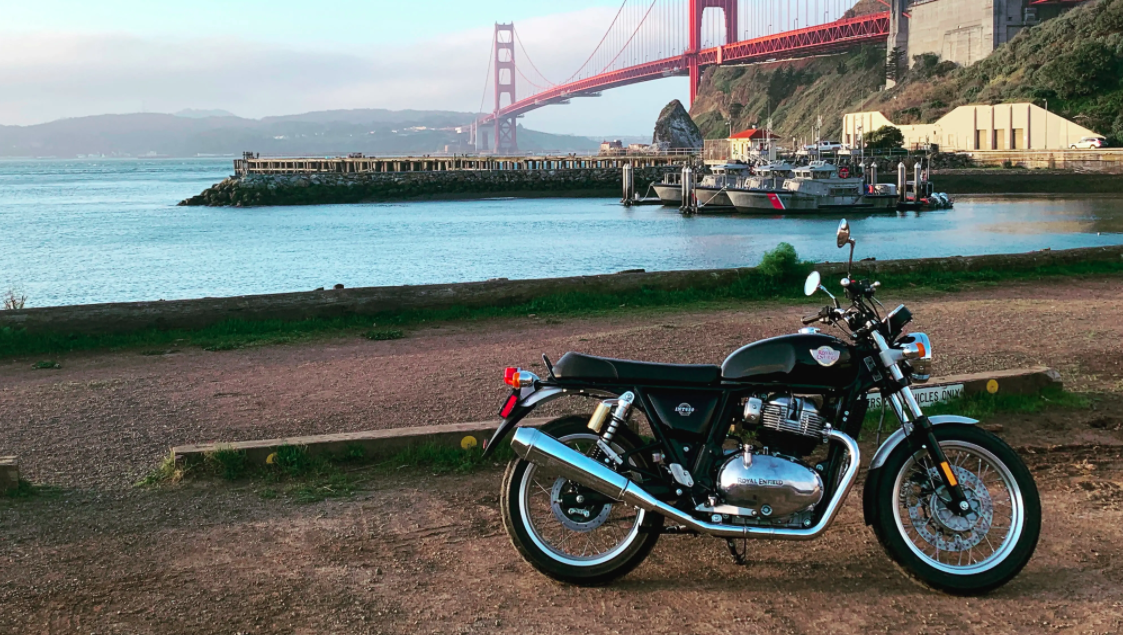 The 2020 Royal Enfield INT 650 Is A Dirt-Cheap Modern Classic