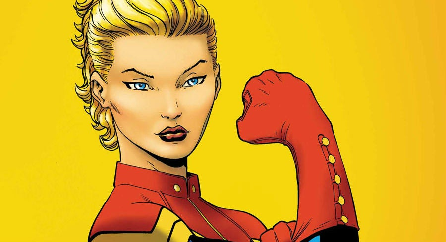 We'll Find Out Who Is Playing Captain Marvel Very Soon
