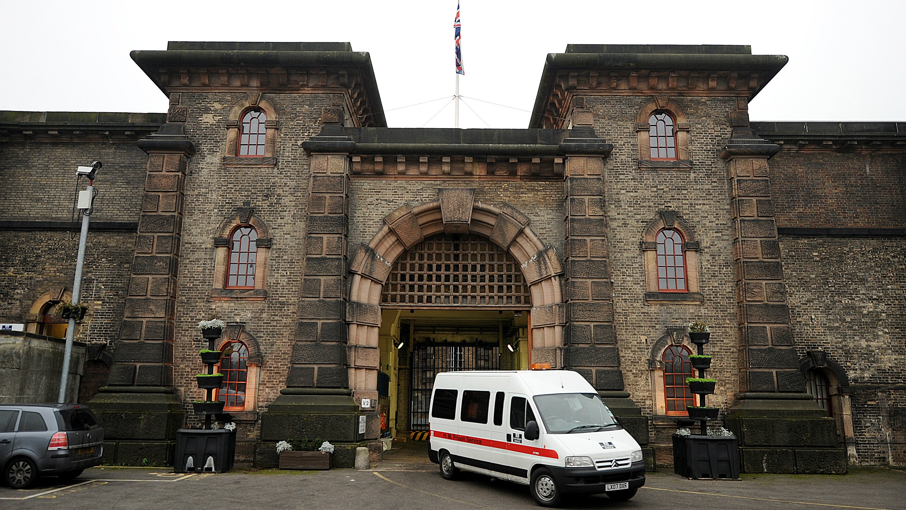 A Woman Apparently Died After A Drone Flight Over A Prison