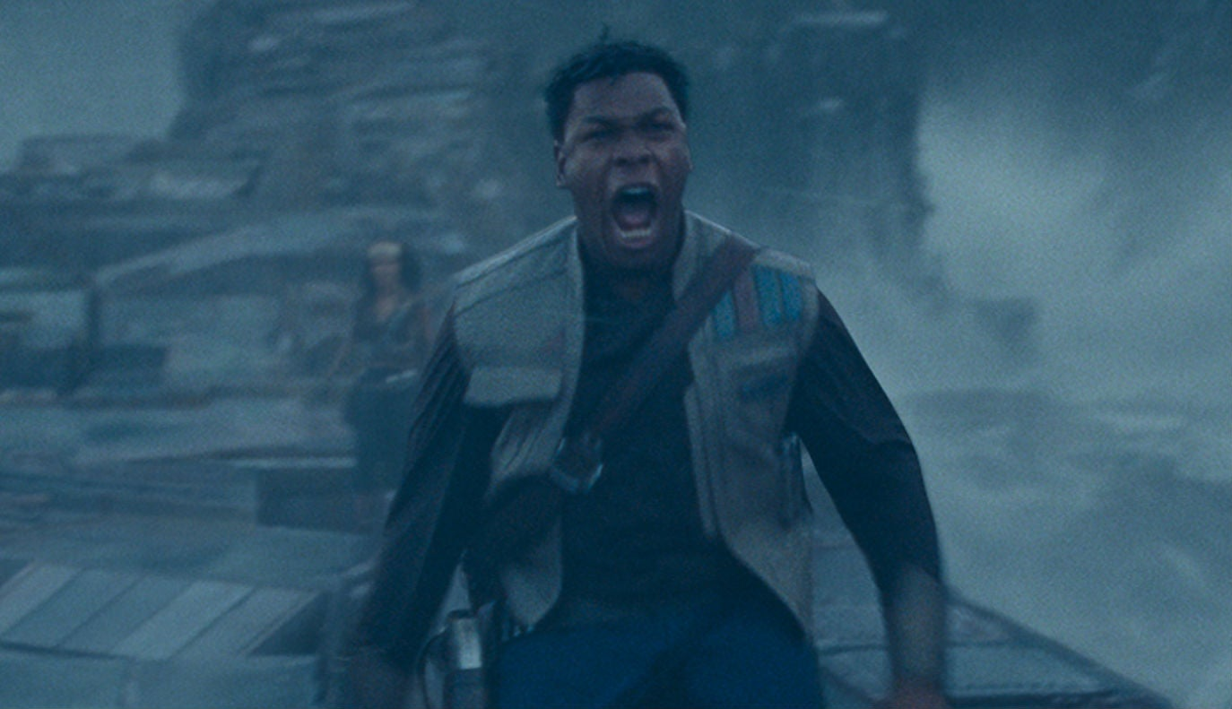 Star Wars Actors Really Love The Rise Of Skywalker Trailer