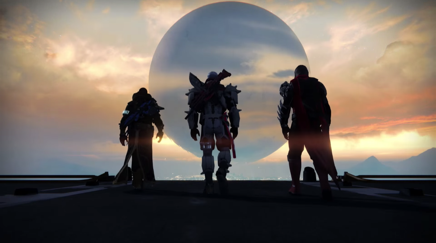 You'll Finally Talk To Players You've Been Matched With In Destiny