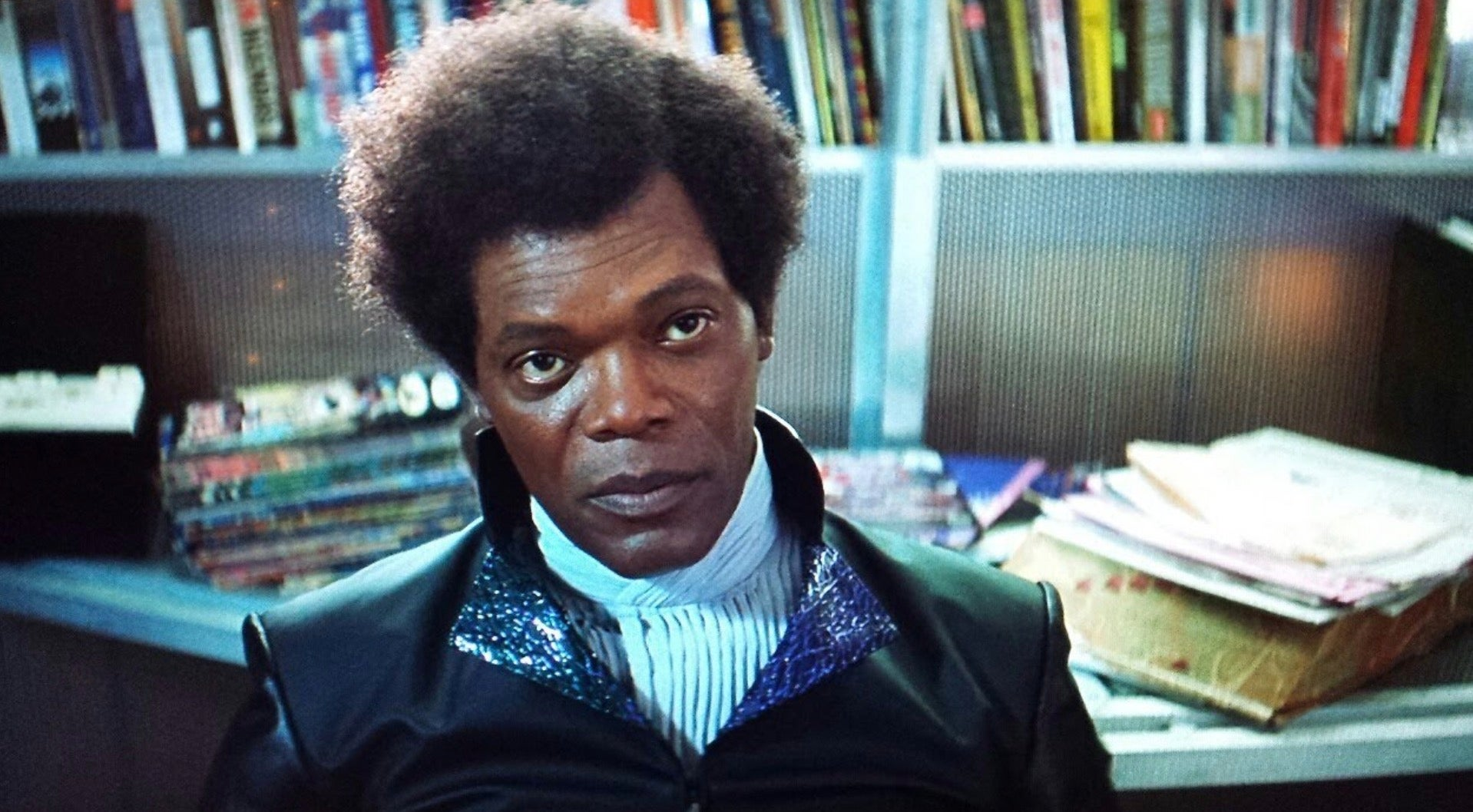 Samuel L. Jackson Thinks The Events OfGlass Are Everything His Character Ever Wanted