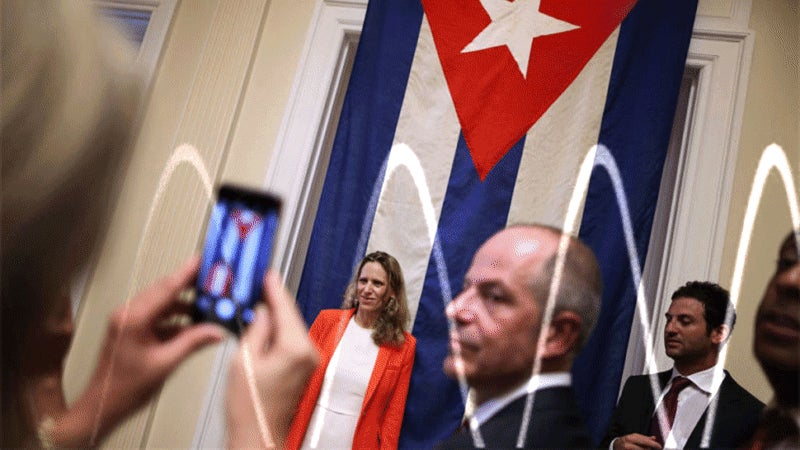 Listen To The Sound That US Diplomats Heard When Attacked By A 'Sonic Device' In Cuba