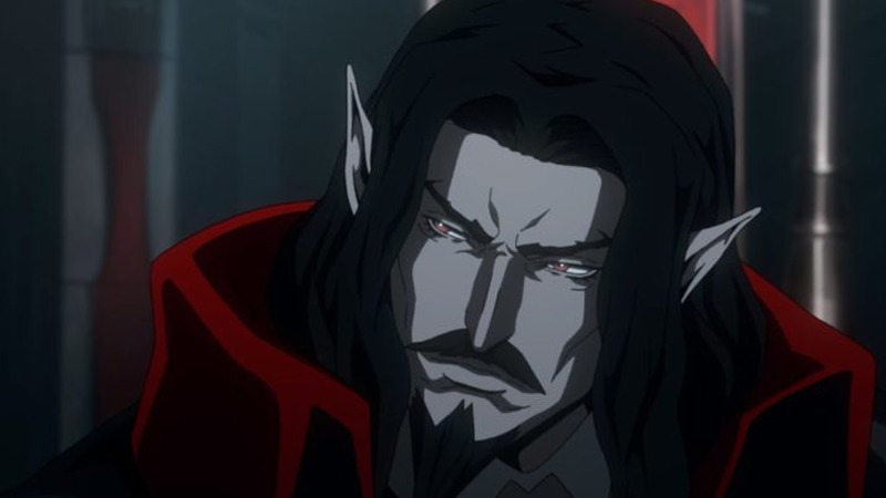Castlevania's Vlad Tepes Is One Of The Most Fascinating Takes On Dracula Around