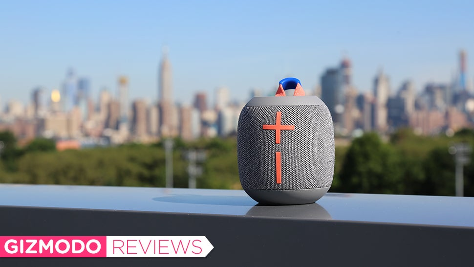 Wonderboom 2 Is The Perfect Portable Bluetooth Speaker For Your Summer