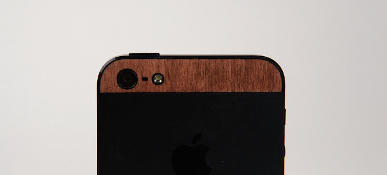 I Want These Gorgeous Wood Panels on My iPhone Right Now