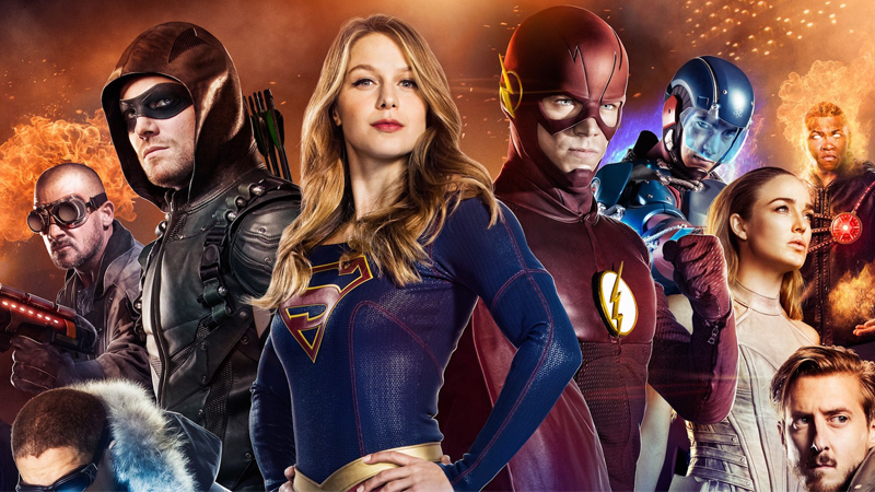 The CW Thinks It's Probably Maxed Out On Superhero Shows