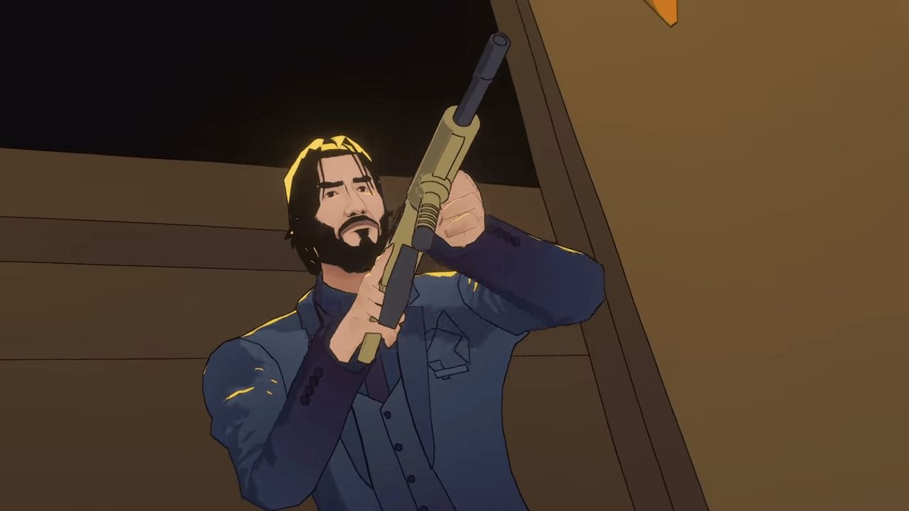Sorry I Made You Look Stupid John Wick