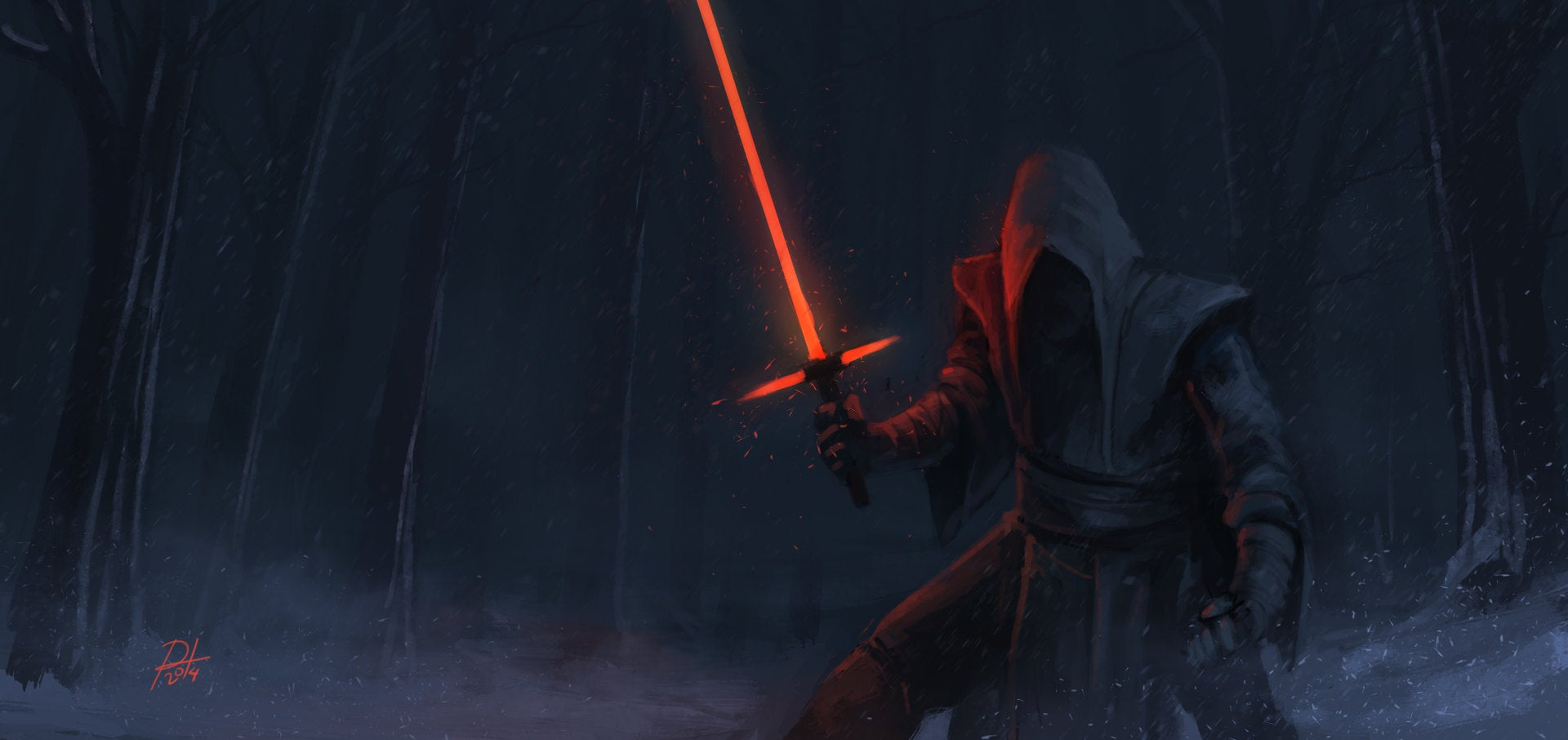 There S Already Amazing Star Wars Episode Vii Fan Art Kotaku
