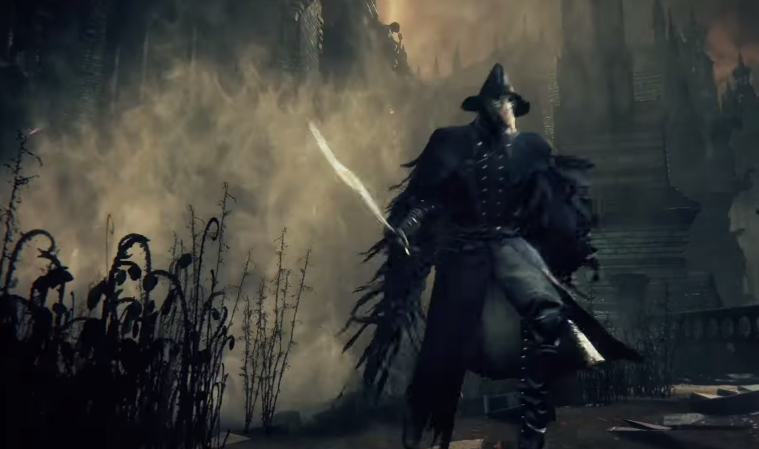 Guy Beats Bloodborne Without Healing