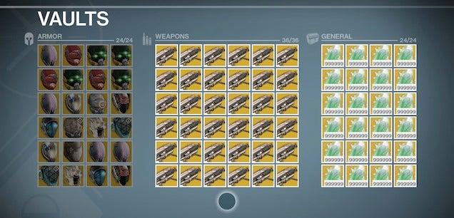 Today's Destiny Patch Fixes Raids, Adds More Vault Space