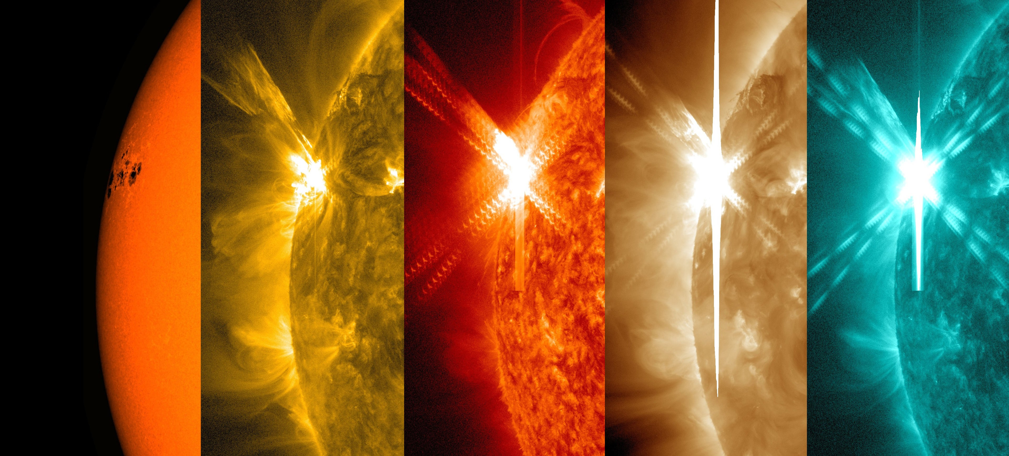 The Sun Celebrated Cinco de Mayo With This Beautiful Solar Flare
